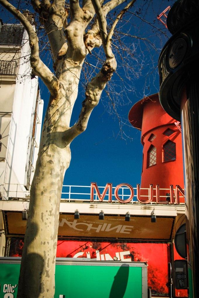 Moulin mash