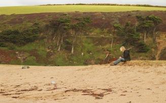 sitting on the beach v2-1
